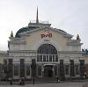 Железнодорожные вокзалы в Палласовке