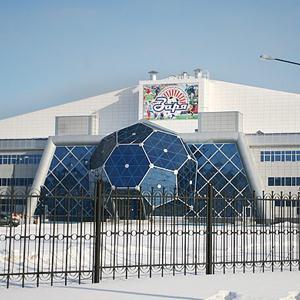 Спортивные комплексы Палласовки