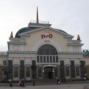 Железнодорожные вокзалы Палласовки